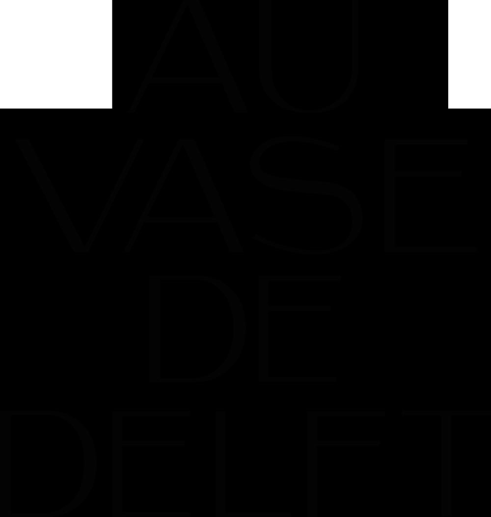 Au vase deDelf logo